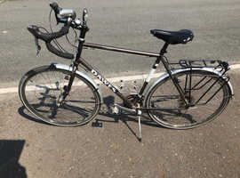 Dawes Ultra Galaxy man's bike - a good machine at a very fair price.