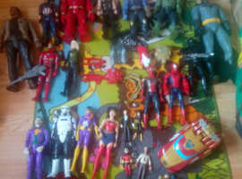 Marvels figures sound packs