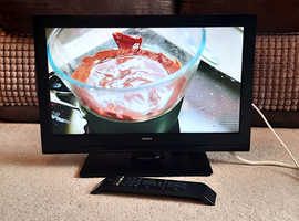 Bush 19 inch LED TV with Freeview