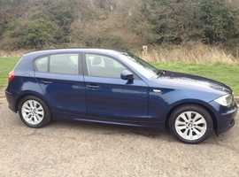 *£30 A YEAR ROAD TAX*BMW 118D ES DIESEL 2010 MOT 10 MONTHS CLEAN RELIABLE CHEAP CAR TO RUN