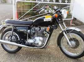 Triumph T150V