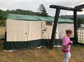 Free Trailer Tent