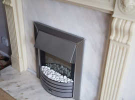Fire Surround Marble Hearth