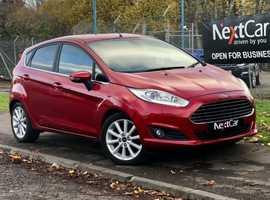 Ford Fiesta 1.0 EcoBoost 125 Titanium Edition Fabulous Low Low Mileage....£Zero Road Tax