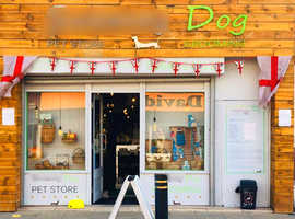 Fantastic Dog Grooming and Pet Shop Fully Equipped With A Huge Client Base