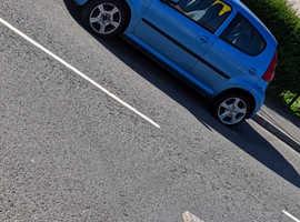 Peugeot 107, 2006 (56) Blue Hatchback, Manual Petrol, 69,085 miles
