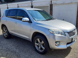 2012 Toyota Rav4, D-CAT XTR DIESEL AUTOMATIC 5DR HISTORY 6 MONTHS WARRANTY PX WELCOME