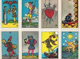 Accurate Empathic Intuitive Psychic Tarot card reader