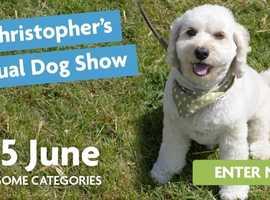 St Christophers Virtual Dog Show  -   4 - 15 June