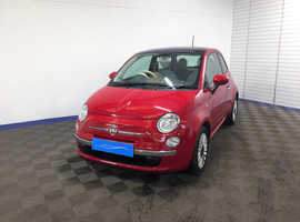 Fiat 500 with No Credit Scoring Finance Available*