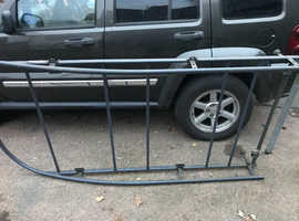 Ladder roof rack, solid, heavy duty with ladder roller. Open to offers