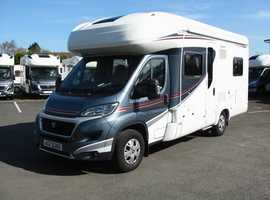 Fixed Bed Motorhome by Auto-Trail