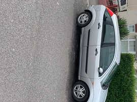 Ford Focus, 2003 (53) Silver Hatchback, Manual Petrol, 78,000 miles