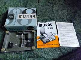 Photography, films etc, film splicer