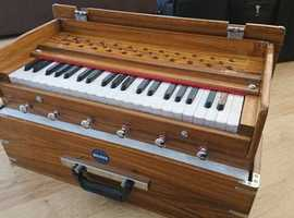 Bhava Classic Kirtan Harmonium (Indian Portable Keyboard)
