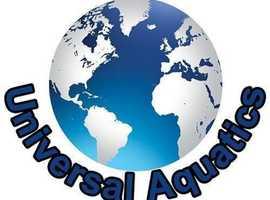 Universal Aquatics - For All Your Aquatic Needs