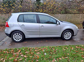 Volkswagen Golf, 2007 (07) Silver Hatchback, Manual Petrol, 133,703 miles