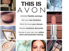 Avon Reps wanted in all areas