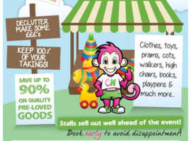 Cheeki Monkeys Big Baby and Children's Market