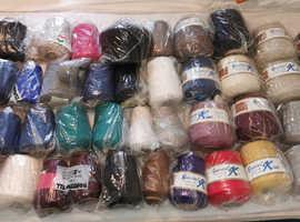 Machine Knitting Yarn - Job Lot