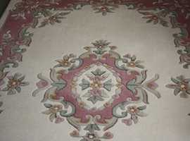 Indian Handmade Wool Carpet