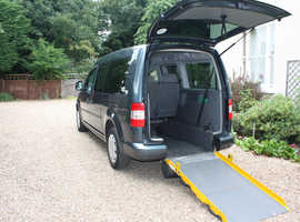 Transport service for wheelchair users