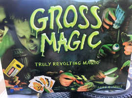 Gross magic trick game