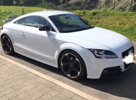 Audi TT, 2013 (63) White Coupe, Manual Diesel, 34,000 miles
