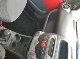 Peugeot 107, 2008 (08) Red Hatchback, Manual Petrol, 68,000 miles