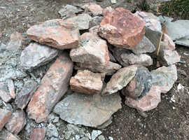 Very large stone