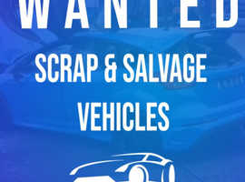 Wanted Cars motorcycles trucks salvage