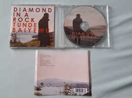 Tunde Baiyewu Diamond In A Rock Funk Soul Pop Rare CD Lighthouse Family Catherine Feeny Dolorean Black Prairie
