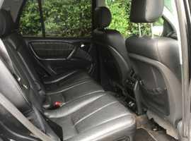 Mercedes M-CLASS, 2003 (03) Black Estate, Manual Diesel, 137,000 miles
