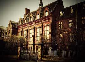 Evening Ghost Hunt - Newsham Park Abandoned Asylum and Orphanage - Sunday 29th September - 9pm until 3am