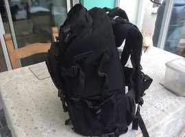 Camera rucksack