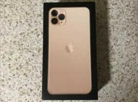 Apple iPhone 11 Pro Max - 64GB - Gold (Vodafone) A2218 (CDMA + GSM)