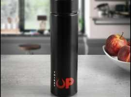 thermos Stainless Steel, LED Touch Screen Temperature, Smart Mug Ideal for Hot & Cold Dirink