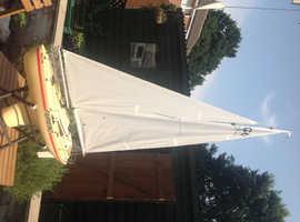 Kyosho Fairwind model yacht