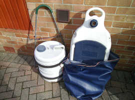 FRESH AND WASTE WATER CARRIERS