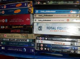 Boxsets dvds look