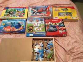 Kids various  jigsaws