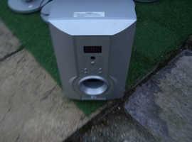 ministry of sound home theatre kit 200 watt