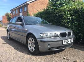 BMW 318 SE  2004 91,000 miles
