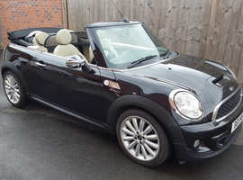 Mini Cooper S cabriolet (with 12 months MOT)