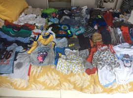 1-1.5 yr boys bundle