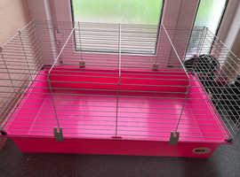 Small rabbit/Guinea pig indoor home