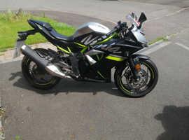 2019 Kawasaki ninja 125cc