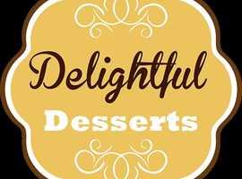 Dessert Delivery Driver
