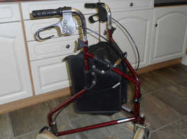 Rollator Mobility Aid
