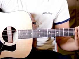 Indian guitar classes London